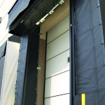 The Serco HINGE GUARD™ Dock Shelter System